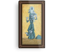 Quick Hitchers Metal Print
