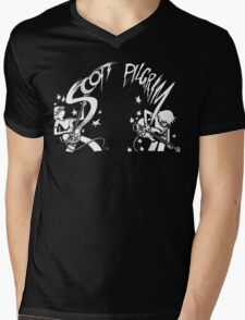 Scott Pilgrim's Precious Little Life Mens V-Neck T-Shirt
