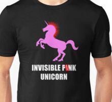 Invisible Punk Unicorn Unisex T-Shirt