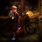 The Little Evacuee by Tarrby