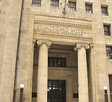 Sumitomo Mitsui Bank Building by Tomoe Nakamura
