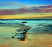 Racecourse Beach, Ulladulla, South Coast, NSW by Steve Fox