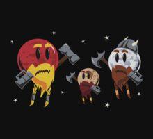 Red Dwarf, White Dwarf, Pluto the Dwarf Planet One Piece - Short Sleeve