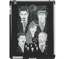 The Prestige - Green Variant iPad Case/Skin