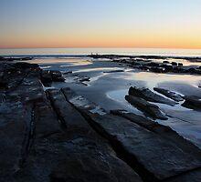 Cable Beach - Broome Western Australia by Ian Ramsay