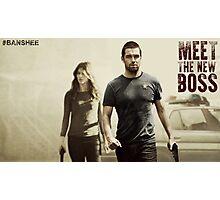 Banshee poster Photographic Print