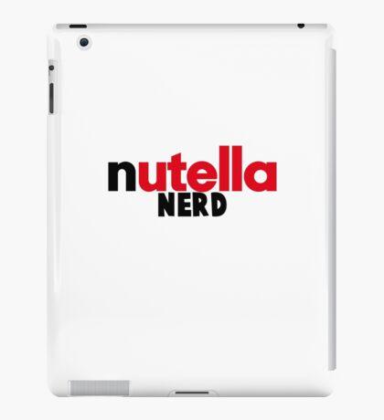 Nutella Nerds iPad Case/Skin