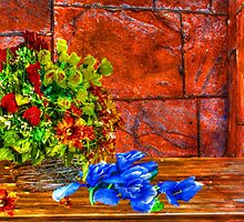 floral Still Life by Rostislav Bouda