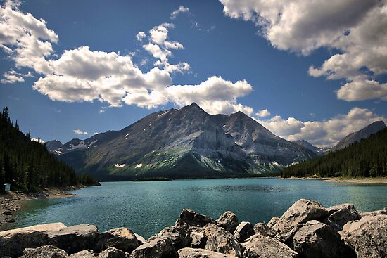 Upper Kananaskis by Sean Jansen