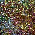 Colorful Sequence Glitter & Sparkles by artonwear