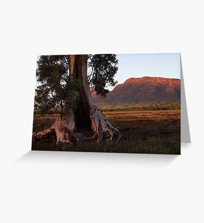 Cazneaux Tree Greeting Card