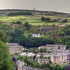 Hebden Bridge by David  Barker