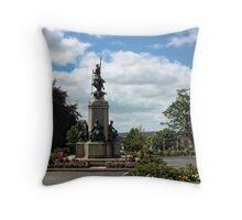 We Owe Them Our Lives Throw Pillow