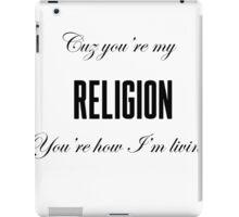 Lana Del Rey Religion iPad Case/Skin