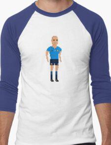 Sergio Azzurri Men's Baseball ¾ T-Shirt
