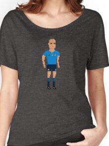 Sergio Azzurri Women's Relaxed Fit T-Shirt