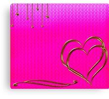 valentine day Canvas Print