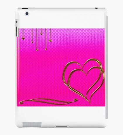 valentine day iPad Case/Skin