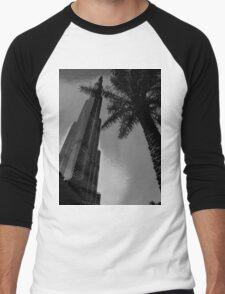 The Burj Khalifa Men's Baseball ¾ T-Shirt