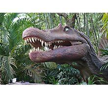 Spinosaurus Jurassic Park Photographic Print