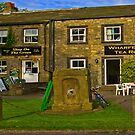 Wharfedale Tea Shop --Burnsall by Trevor Kersley