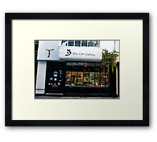 The Cat Gallery Framed Print