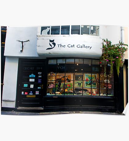 The Cat Gallery Poster
