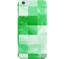 Baby Green Marble Quilt IIi iPhone Case/Skin