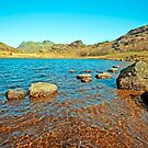 Beautiful Blea Tarn by John Hare