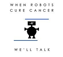 When Robots Cure Cancer (Airfix Democracies artwork) by jezkemp
