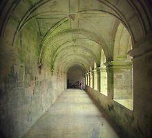 The monastery by rentedochan