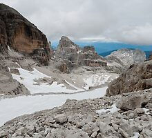 Dolomites by Bartosz Chajek