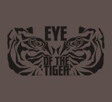 Eye of the tiger - Rocky Balboa One Piece - Short Sleeve