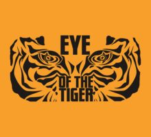 Eye of the tiger by NeverGiveUp
