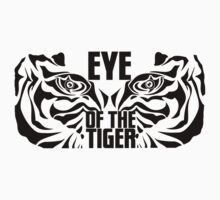 Eye of the tiger - Rocky Balboa Kids Tee