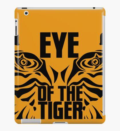 Eye of the tiger - Rocky Balboa iPad Case/Skin