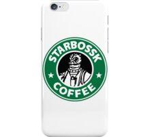 Star Bossk Coffee  iPhone Case/Skin