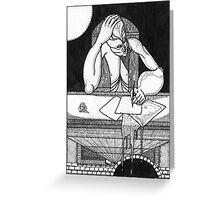 drawing Greeting Card