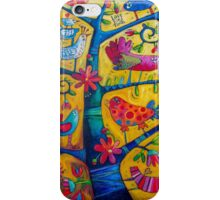 Lovebird Fiesta iPhone Case/Skin