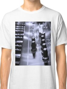 Synthesizer Controls Classic T-Shirt