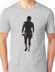 Rocky Balboa back Unisex T-Shirt