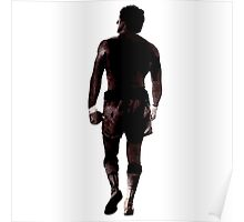 Rocky Balboa back Poster