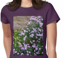 Asters Womens Fitted T-Shirt