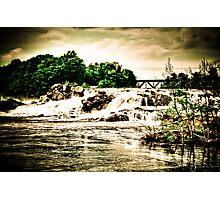 Auburn Falls-2 Photographic Print