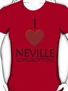 I love Neville Longbottom T-Shirt