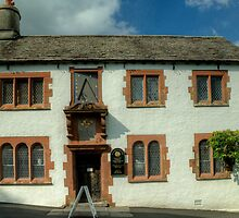 Hawkshead Grammar School by VoluntaryRanger
