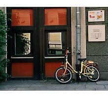 Bike, Berlin Photographic Print