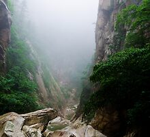 seoraksan national park by brian hammonds