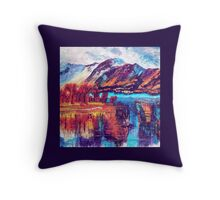 derwent water 2 Throw Pillow