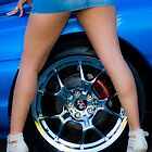 Legs and rims by Tom Miles